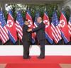 트럼프 대통령과 김 위원장 역사적 회담 ...