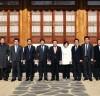 문희상 국회의장 , 외교통일위원회 위원들과 오찬간담회 가져