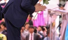 [SNS포토]'부처님오신날'유승민 바른미래당 공동대표 헌화