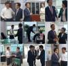 송석준 의원, 선・후배, 동료 국회의원 찾아 '일하는 21대 국회'위해 의견 나눠