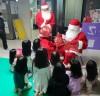 코리아산타 마을, 소외계층 아이들에 선물 전달