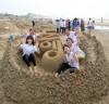 '바람과 모래가 빚은 예술', 사구축제 & 모래조각 페스티벌 개최