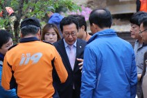김한정 의원, 쓰레기 자동 집하시설 사고 근본대책 수립하겠다!