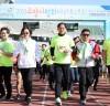[포토]4.27남북정상회담기념 고양시 평화마라톤대회(5km 코스 출발)