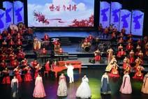 [청로 이용웅 칼럼] 북한 김정은 '음악정치'와 김정일 '음악예술'