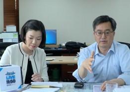 '11:50 청와대입니다' 김동연 경제부총리...'국민 삶의 질 향상' 가시적인 성과 노력