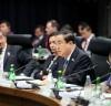 문희상 국회의장, 도쿄 G20 의회정상회의서 '자유롭고 개방적인 공정무역 및 투자 촉진' 주제로 연설