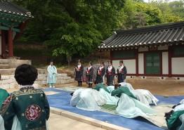 파주향교 석전대제(釋奠大祭)개최...파주 길목에서 옛 성현을 만나다