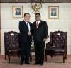 문희상 국회의장, 우스만 삽타 오당(Oesman Sapta Odang) 인도네시아 상원의장 면담
