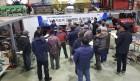 불꽃의 열정, 농촌지도자 횡성군연합회 용접기술 교육 운영