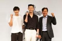 박서준-안성기-우도환 영화 '사자', 14일 첫 촬영 시작