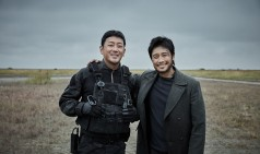 [영화소식] 『백두산』, 크랭크 업! 이병헌 X 하정우의 재난 블럭버스터.
