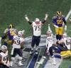 [NFL] '슈퍼볼', '뉴잉글랜드 패트리어츠', 통산 6번째 우승 위업 달성!