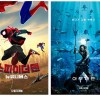 [영화소식] 12월, '마블'의  『스파이더맨 : 뉴 유니버스』 VS 'DC'의  『아쿠아맨』 연말 대격돌!!