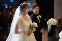 """가수 여정인 """"대망의 결혼식"""""""