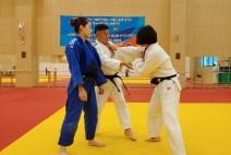 """""""대한민국 여자유도 2020년 일본 도쿄올림픽 태극기 올리고 애국가 울려 퍼지도록 하겠다"""